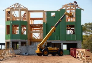 Domy szkieletowe o konstrukcji stalowej
